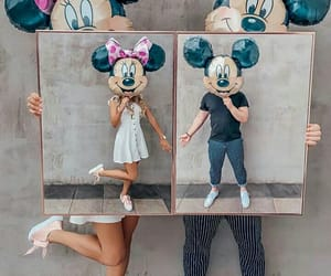 couple, disney, and cute image