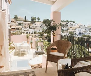 balcony, goals, and marbella image
