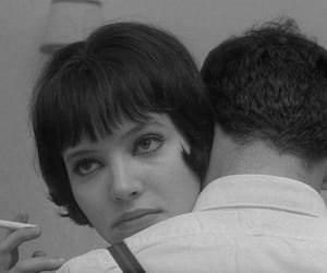 anna karina, movie, and vivre sa vie image