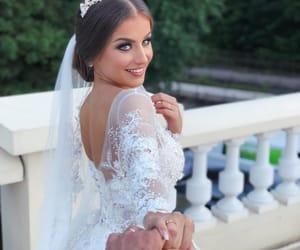 wedding, kamila, and cute image