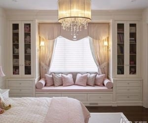 girly and room image