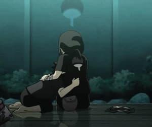 itachi, sasuke, and uchiha image
