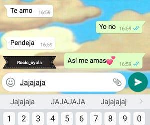 amigos, frases graciosas, and memes en español image