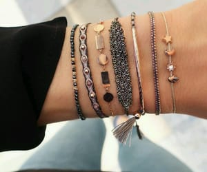accessories, beauty, and clothes image