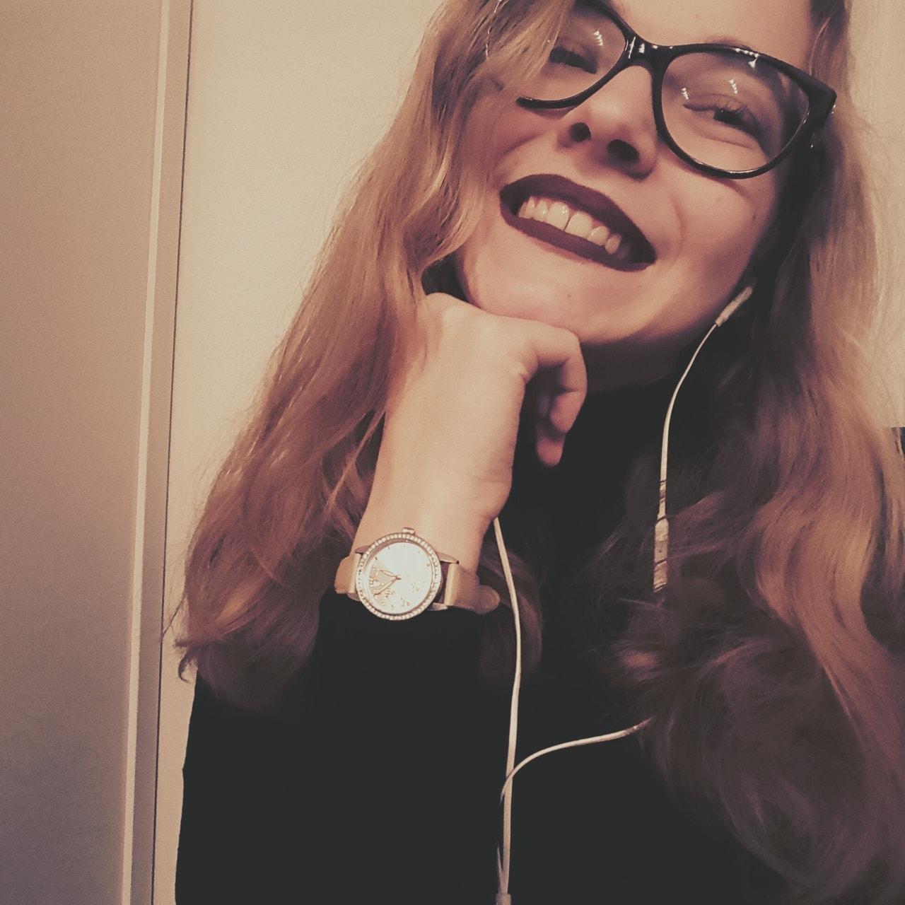 light, me, and smile image