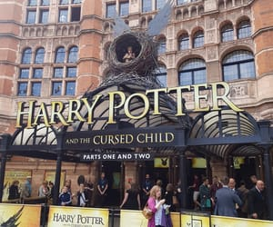 books, harry potter, and london image