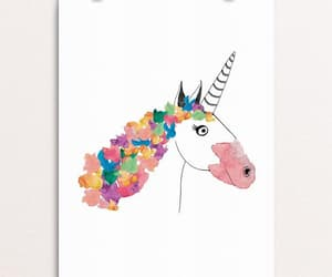 pride, unicorn, and unicorns image