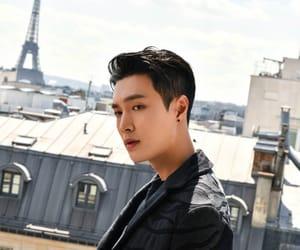 exo, yixing, and k-pop image