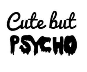 background, Psycho, and cute image