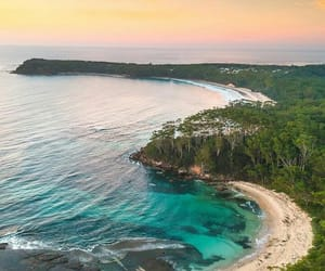 australia, beach, and beautiful image