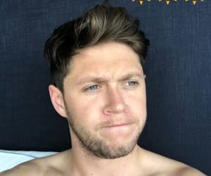 shirtless, niall horan, and one direction image