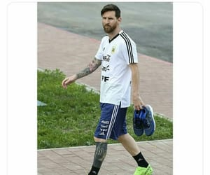 argentina, photo, and messi image