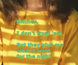 girls, Lyrics, and trust image