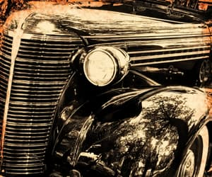 1938, old cars, and automobile image