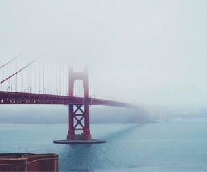 aesthetic, california, and fog image