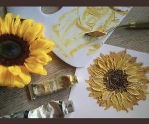 aesthetic, yellow, and yellowaesthetic image