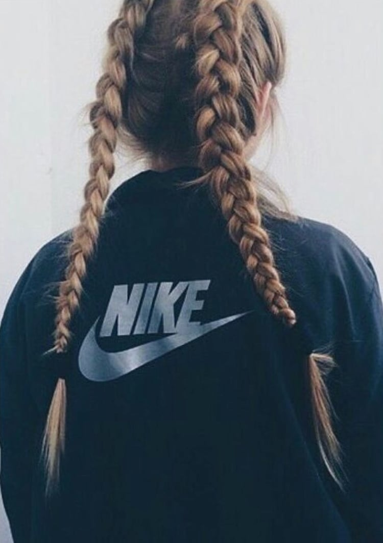 article, braids, and buns image