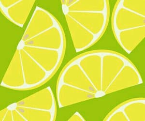 wallpaper, yellow, and lemmons image