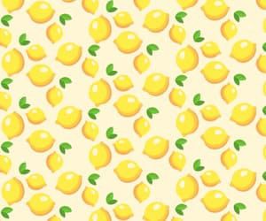 lemon, pattern, and wallpaper image