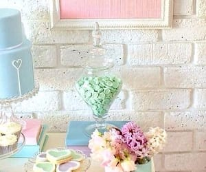candy bar, deco, and fiesta image