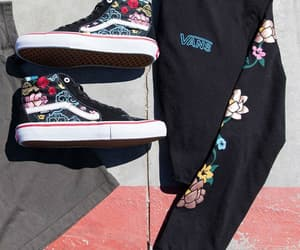 fashion and vans image