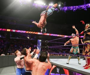 wwe, jack gallagher, and kalisto image