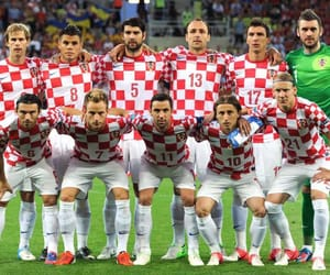 Croatia and world cup image