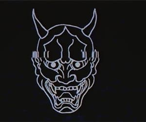demon and gif image