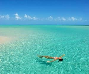 summer, Maldives, and ocean image