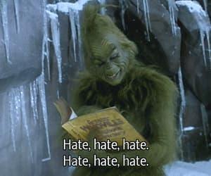 hate, christmas, and gif image
