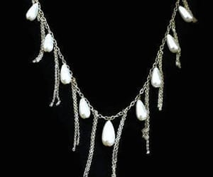 chain necklace, etsy, and long necklace image