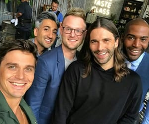 Hot, queer eye, and men image