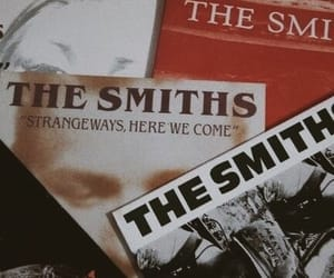 aesthetic, music, and the smiths image