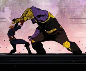 Avengers, captain america, and cartoon image