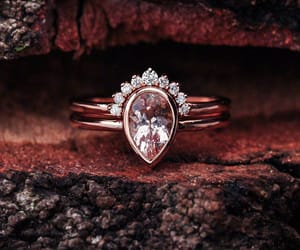 engagement ring, bridal jewelry, and cut image