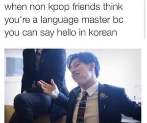 kpop, funny, and korean image