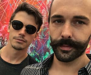 queer eye, jonathan van ness, and antoni porowski image