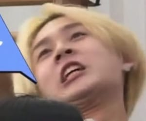 meme, kpop, and pentagon image