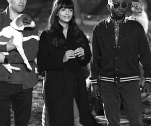 cece, winston, and new girl image
