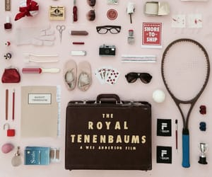 movie, The Royal Tenenbaums, and wes anderson image