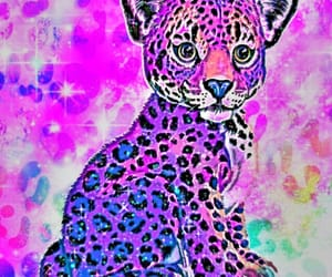90s, aesthetic, and animal print image