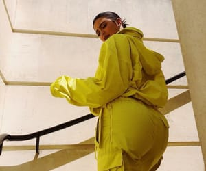 kylie and yellow image