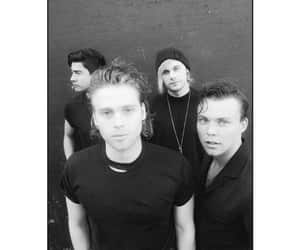 album, music, and 5 seconds of summer image