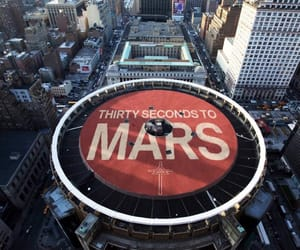 30 seconds to mars, nyc, and monolith tour image