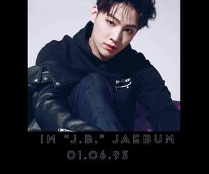 im jaebum, got7 jb, and got7 jaebum image