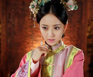 chinese, style, and period fashion image