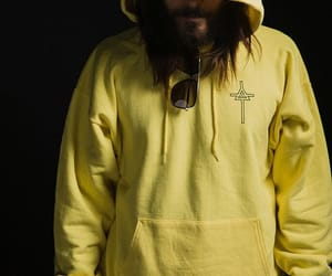 30 seconds to mars, jared leto, and mars merch image
