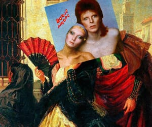 aesthetic, bowie, and masterpiece image