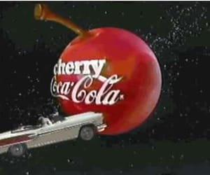 cherry, coke, and cherry coke image
