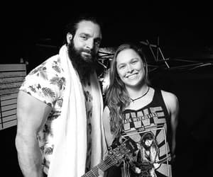 wwe, ronda rousey, and elias samson image